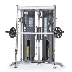 CXT-200 Core Multi Functional Trainer with CXT-225 Smith Attachment