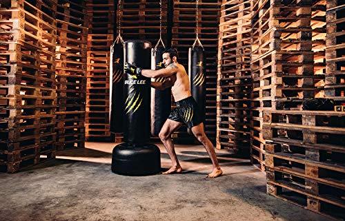Bruce Lee Unisex's 14BLSBO096 Free Standing Punch Bag, Black, 70