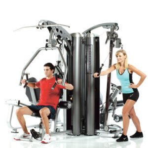 Apollo 7400 Multi Gym 4 Station Multi-Gym