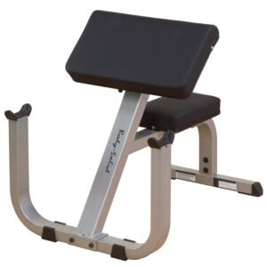 Commercial Preacher Curl Bench