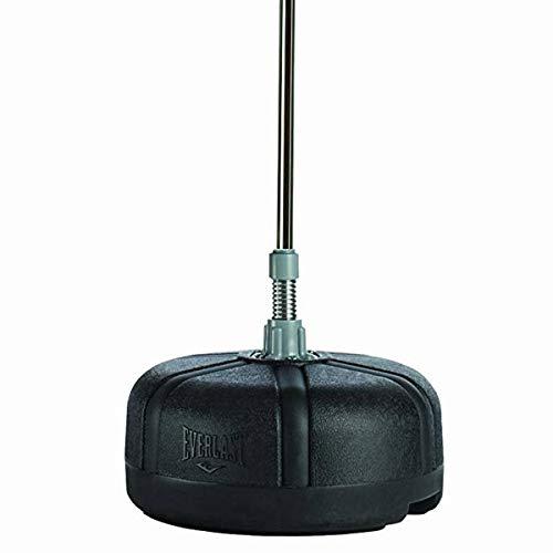 Everlast Men's Boxing Freestanding Reflex Punch Bag, Black, One size