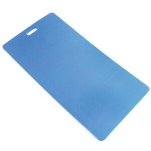 66fit 66fit Deluxe Aerobic Mat - Blue - 100cm x 50cm x 16mm