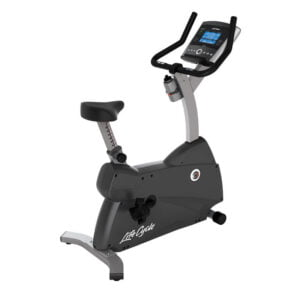 C1 Upright Cycle with GO Console