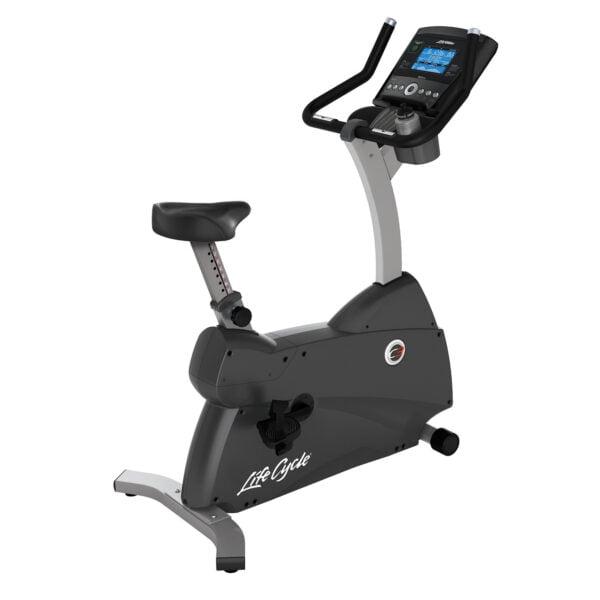 C3 Upright Cycle with GO Console