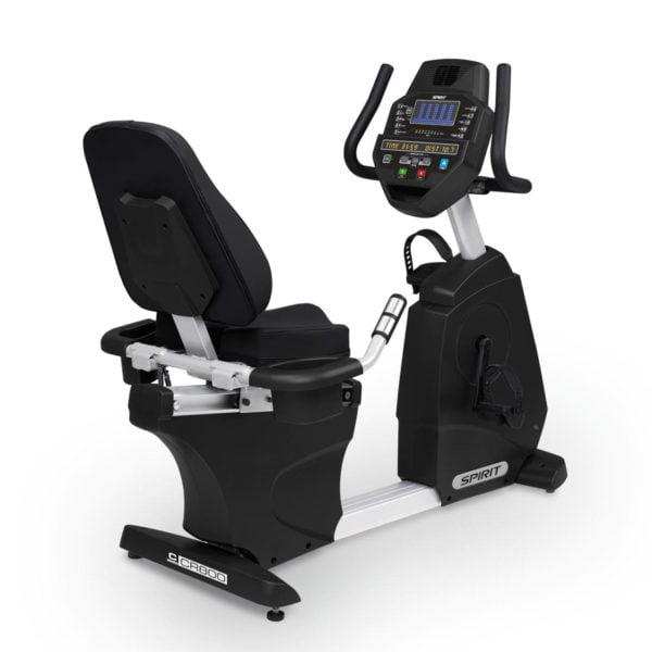 CR800 Recumbent Exercise Bike (Black)