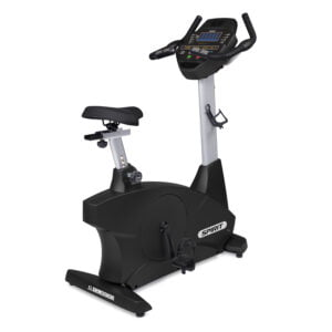 CU800 Upright Exercise Bike (Black)