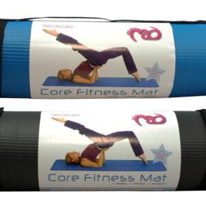 Core Fitness Mat (Blue)