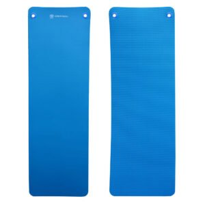 Core Fitness Mat Bue with Eyelets 10mm