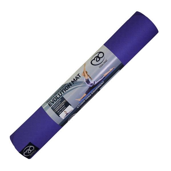 Evolution Yoga Mat (Purple)