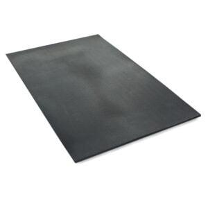 Heavy Rubber Gym Mat (6ft x 4ft x 0.6)