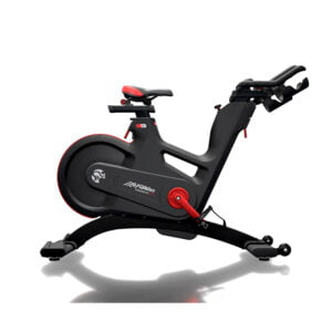 IC7 Group Exercise Bike Powered by ICG - Black