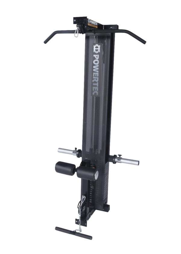 Lat Tower Option for Powertec Roller Smith Machine
