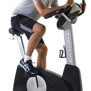 Tunturi Platinum Pro Upright Bike