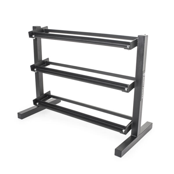 40 Inch 3 Tier Dumbbell Rack
