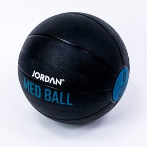 4kg Medicine Ball - Black/Teal