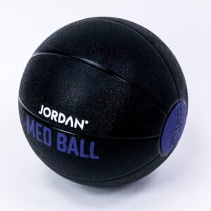 6kg Medicine Ball - Black/Purple