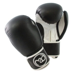 Leather Pro Sparring Gloves 8 oz