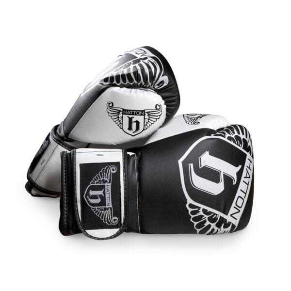 PU Sparring Glove (pair) Black 10oz