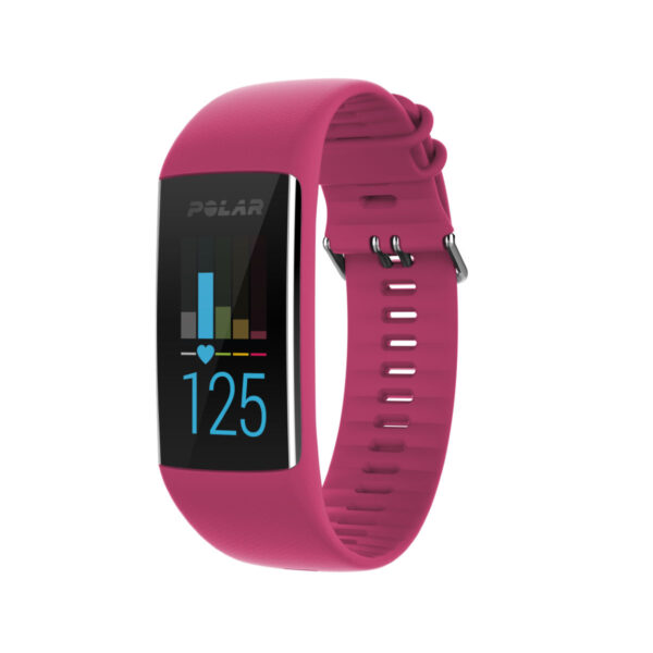 Polar A370 Fitness Tracker with continuous Heart Rate - One Size