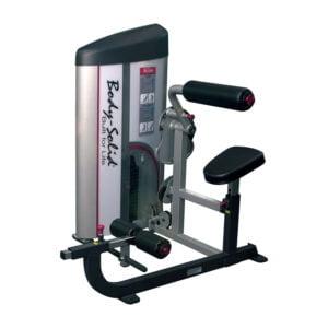 Pro Club Line Series II Ab & Back Machine (160lbs)