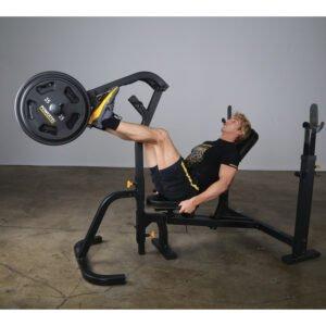 Workbench Leg Press Accessory