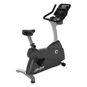 C3 Upright Cycle with Track Connect Console