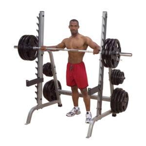 Commercial Multi-Press/Squat Rack